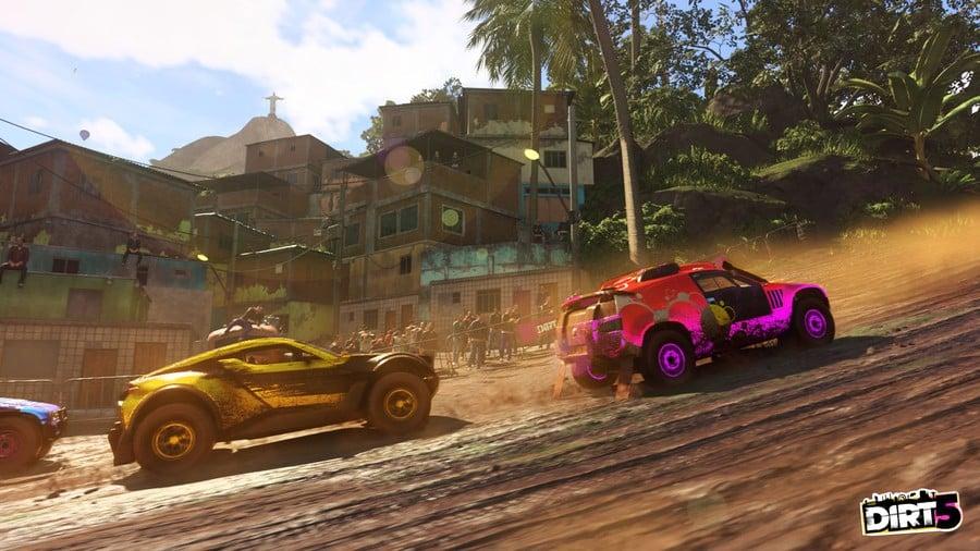 Dirt 5 Slips Into November As Codemasters Delays Again