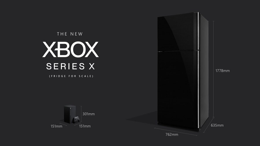 According To Microsoft, This Is Why The Xbox Series X Looks Like A Fridge