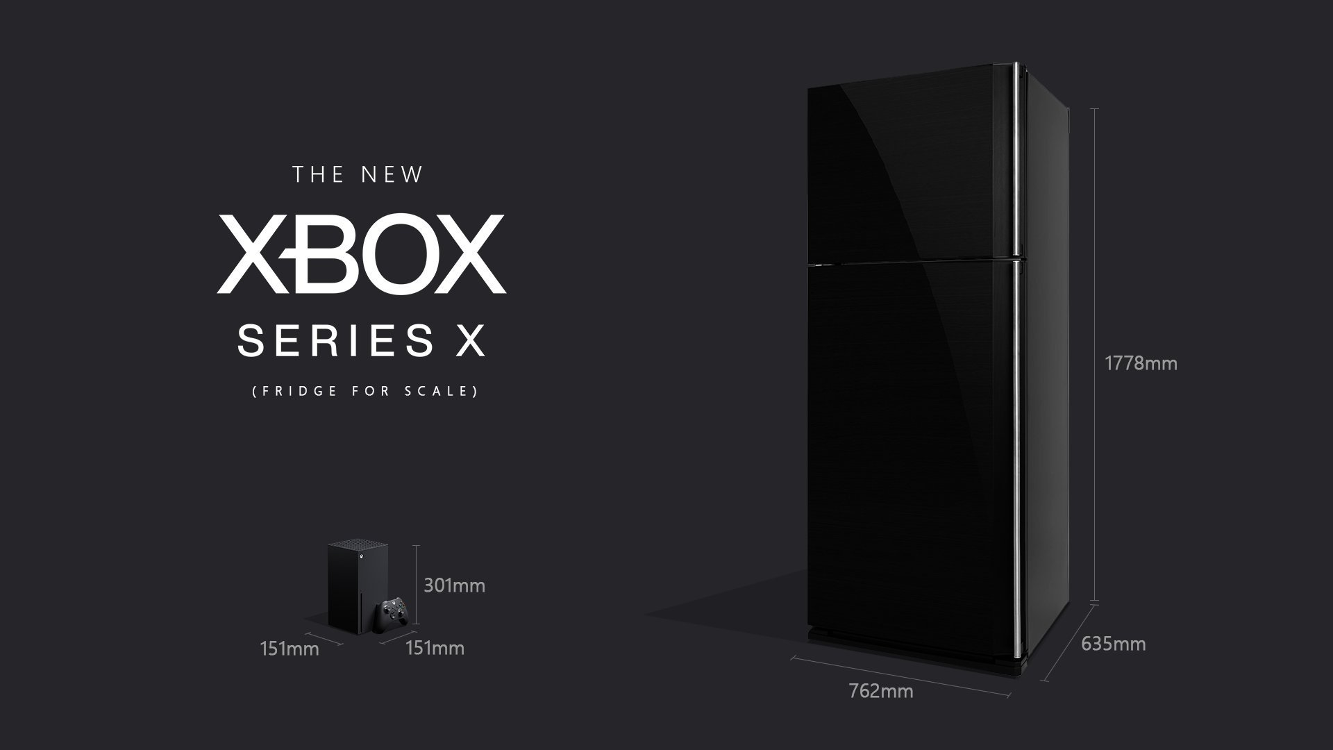 According To Microsoft This Is Why The Xbox Series X Looks Like A Fridge Xbox News