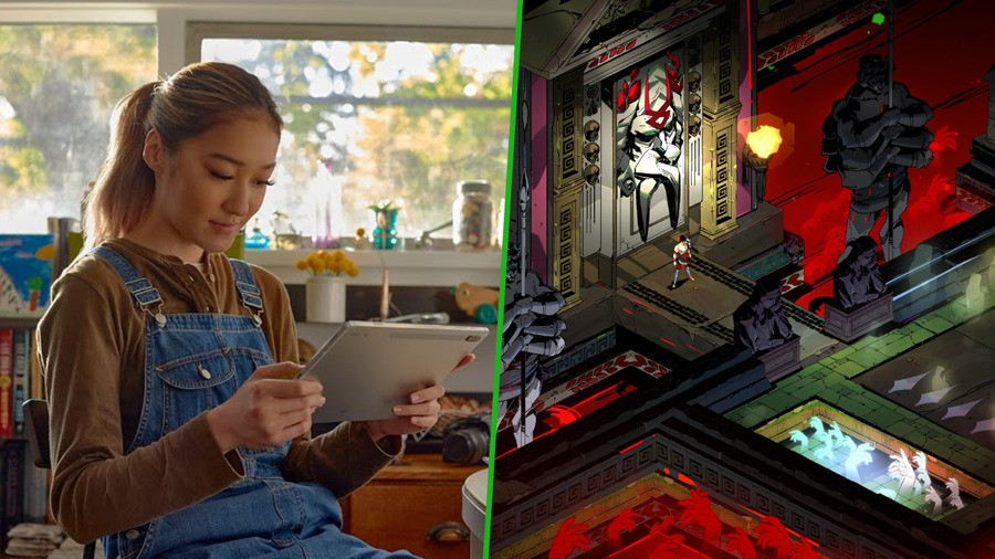 Hades Supports Touch Controls With Xbox Cloud Gaming On Mobile Devices