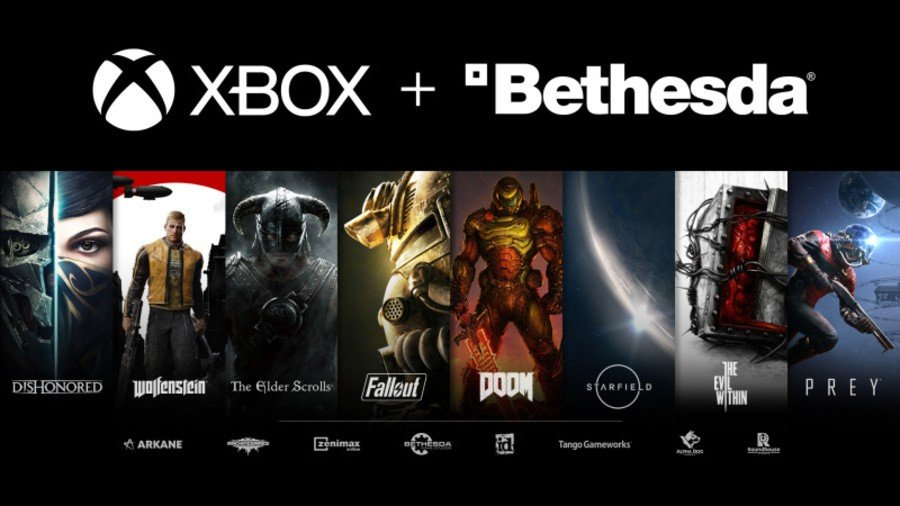 It's Officially Been A Year Since Xbox And Bethesda Joined Forces