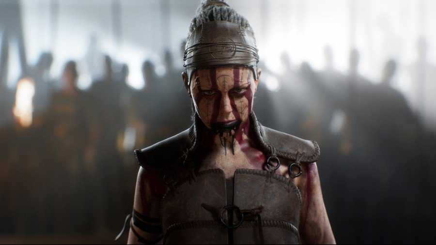 Hellblade 2 The Game Awards