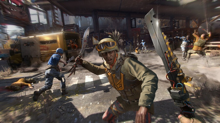 Techland: Dying Light 2 Is 'Far From Being In A Development Hell'