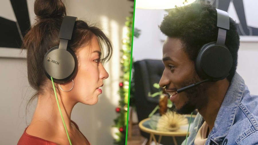 The Xbox Stereo Headset Is Now Available