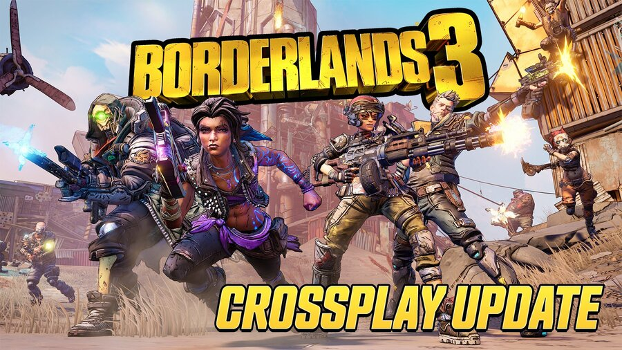 Crossplay Is Now Available In Borderlands 3 Between PC, Mac, And Stadia