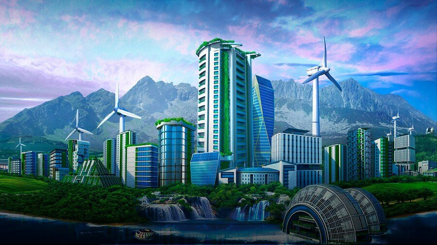 Cities: Skylines' Free Green Cities DLC Offer Has Returned On Xbox