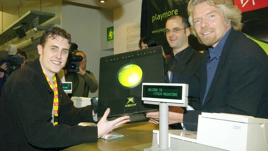 Talking Point: Looking Back, What's Your First Memory Of The Original Xbox?