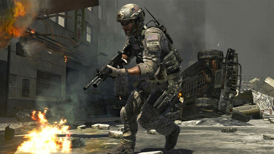 Rumour: A Remastered Version Of Call Of Duty: Modern Warfare 3 Is Also On The Way