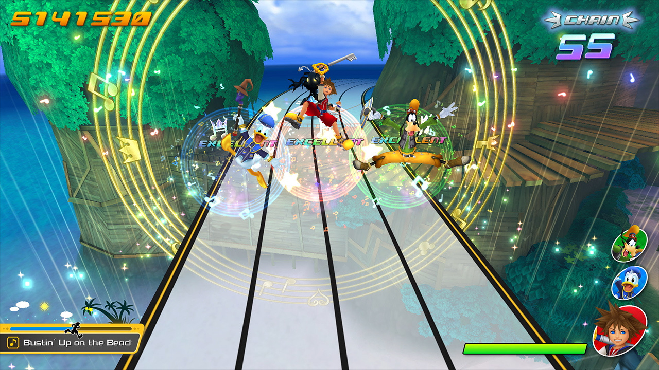 Kingdom Hearts: Melody Of Memory Announced For Switch, Launches This Year