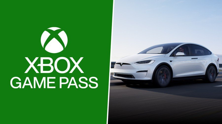 Random: Guess What, Even A Tesla Can Run Xbox Game Pass Now