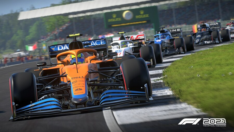Codemasters Reveals 120FPS Performance Mode For F1 2021 On Xbox Series X