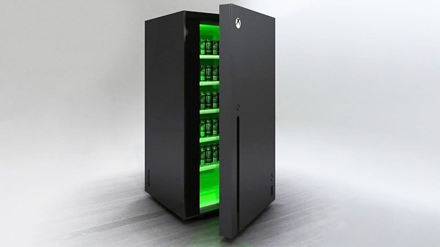 Xbox Fridges Are Making Progress To Being Made