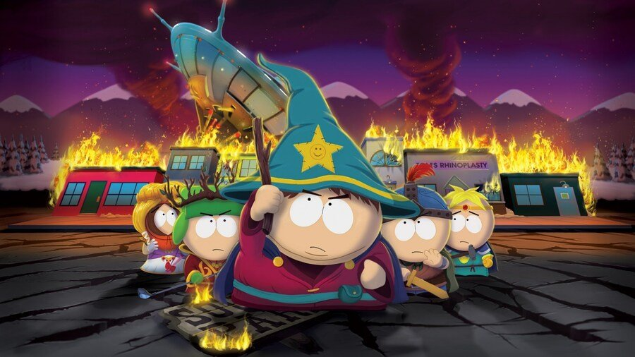 There's Reportedly A New '3D' South Park Game In The Works