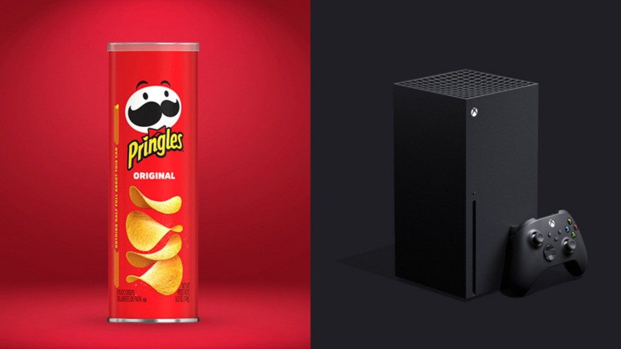 Random: Pringles Is Running A 'Gaming Bootcamp' With An Xbox Series X Up For Grabs