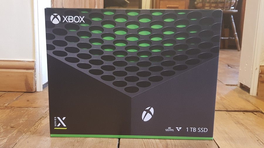 UK Retailer Box Reveals Xbox Series X Stock Plans For December