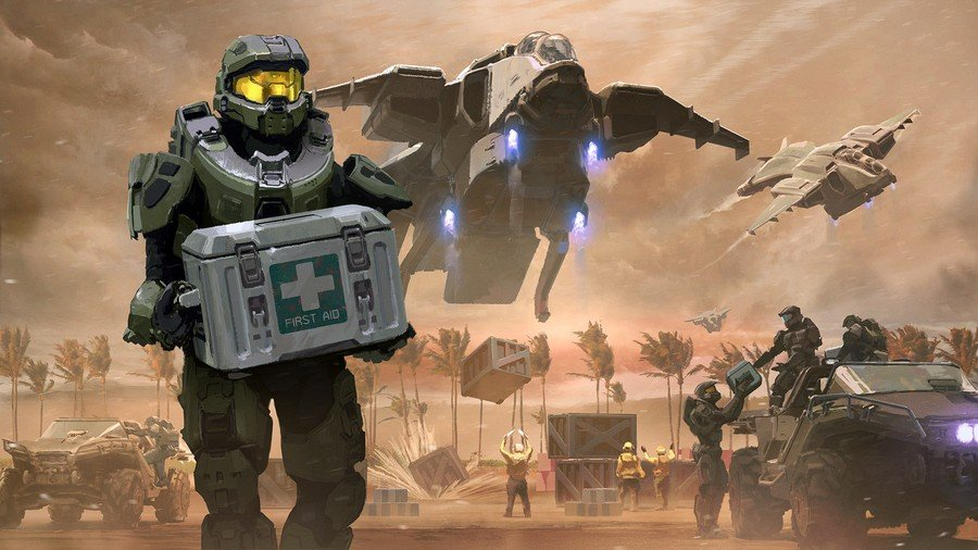 Halo Fans Have Raised Over $430k For GlobalGiving's COVID-19 Relief Fund