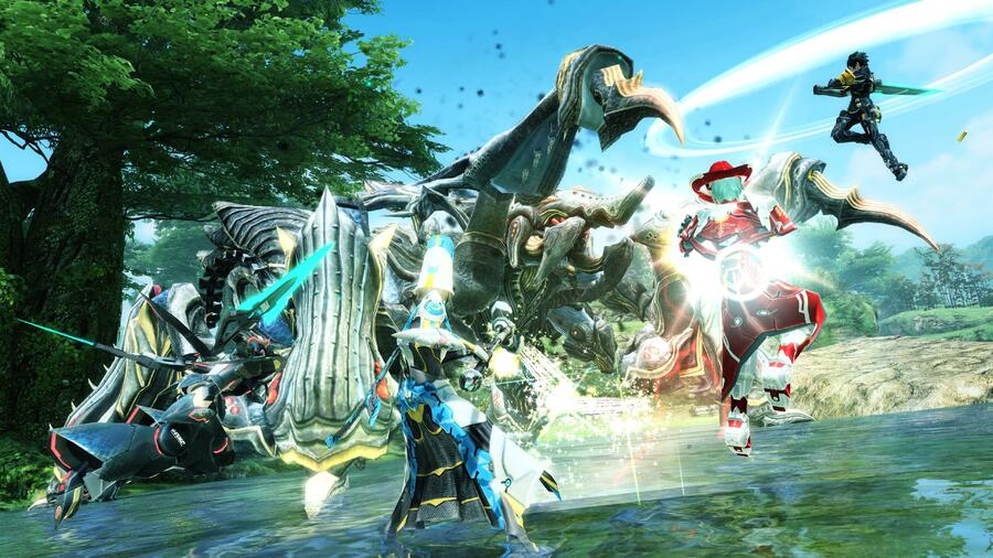 Phantasy Star Online 2 Is Coming To PC Next Week With Xbox Cross-Play