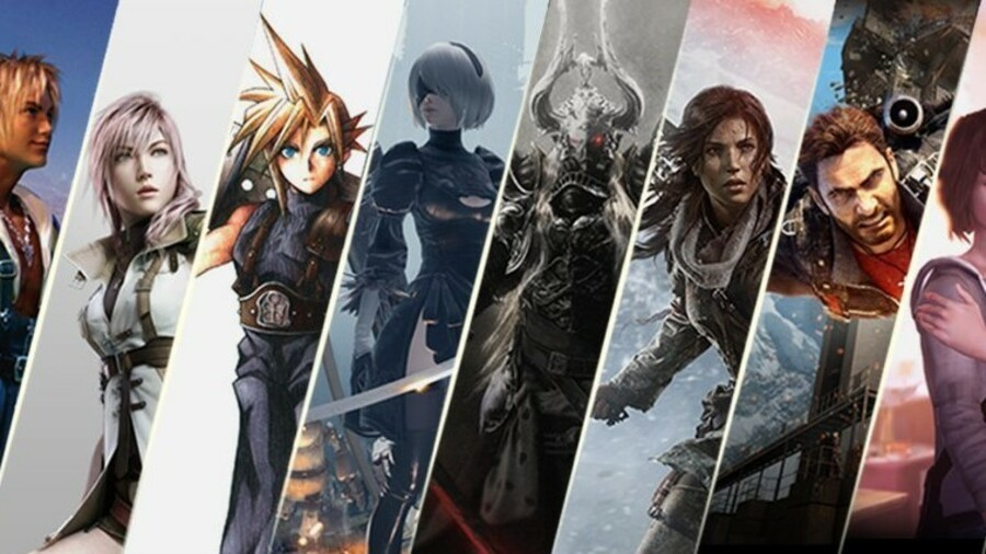 Multiple Square Enix Titles Will Be Announced Around July To August