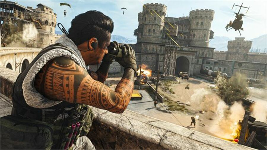 Call Of Duty: Warzone Subtly Adds 120FPS Support On Xbox Series X