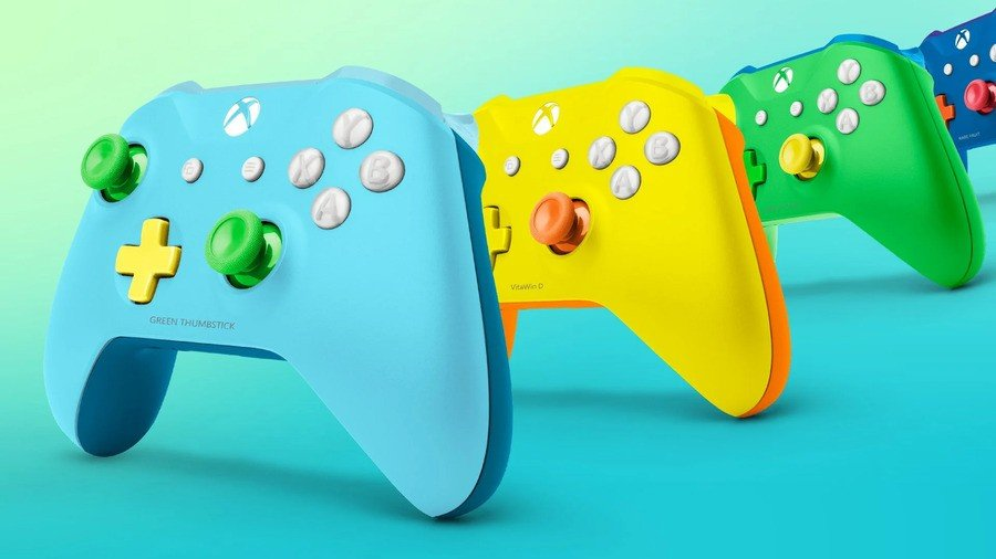Xbox Design Lab Controllers (Xbox One)
