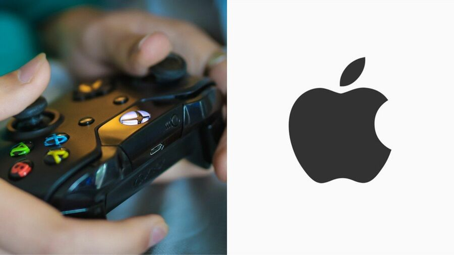 Random: Xbox Fans Are Pointing Out The Irony In This Apple Gaming Advert