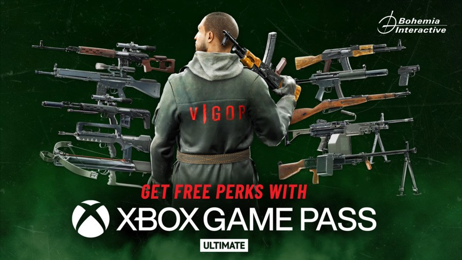 Here's The Latest Batch Of Xbox Game Pass Ultimate Perks