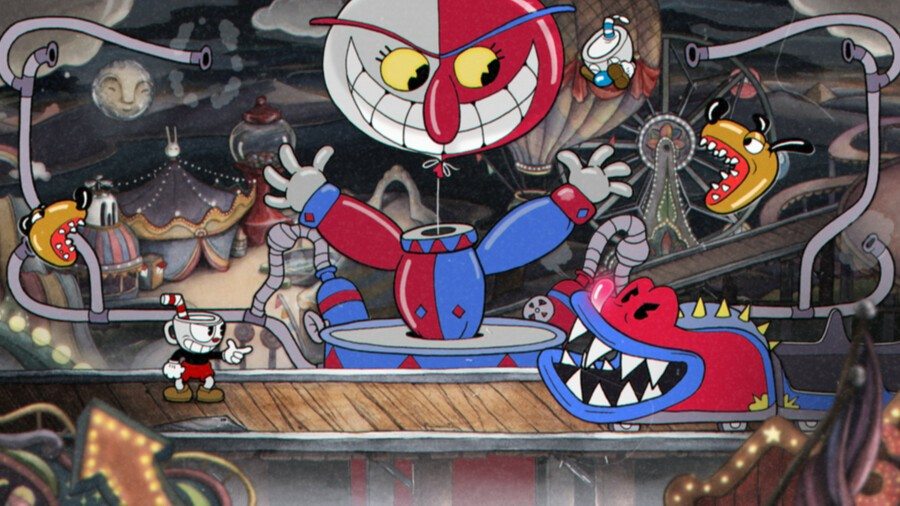 Xbox Was 'So Supportive' In Bringing Cuphead To PS4