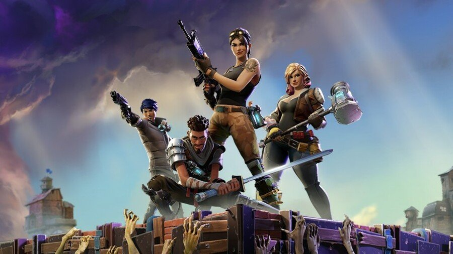 Fortnite Save The World Will No Longer Become Free-To-Play
