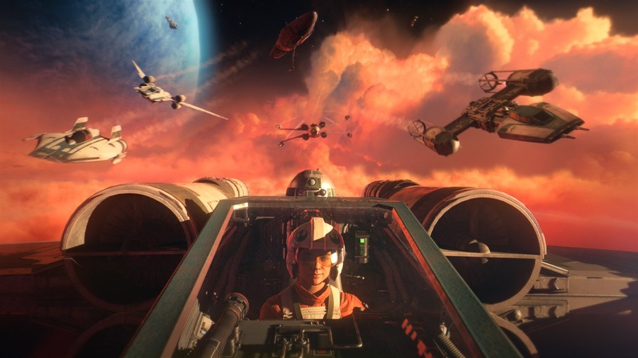 EA Motive Is Working On Several New Games, Including A Star Wars Title
