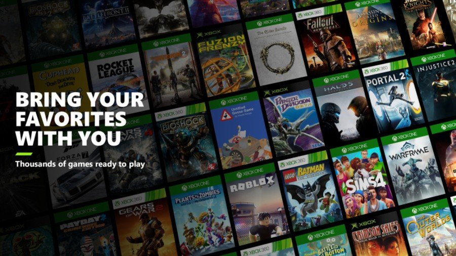 Microsoft Has Spent 500K Hours Testing Back Compat Xbox Games For Series X|S