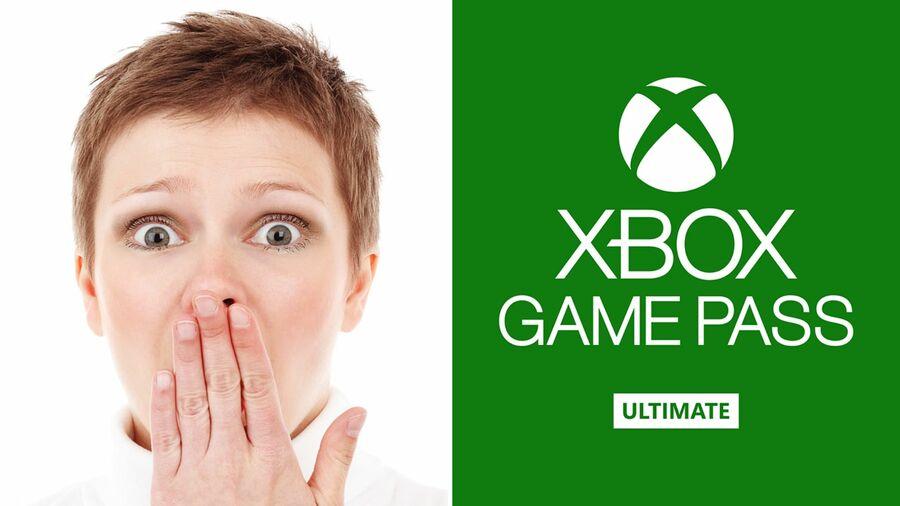 "Random: Xbox Game Pass Renamed To ""Xbox XXX"" In Bizarre Preview Glitch"