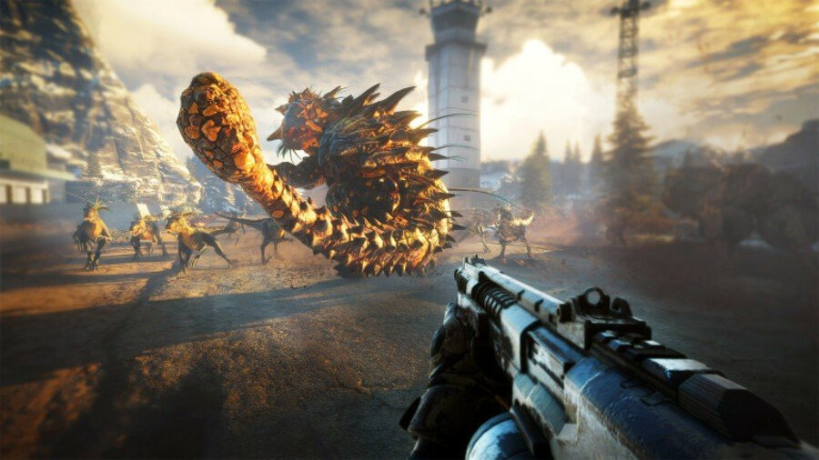 Here's What Time Second Extinction Goes Live On Xbox Game Pass