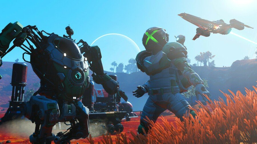 Hello Games Is Bringing No Man's Sky To Xbox Game Pass In June