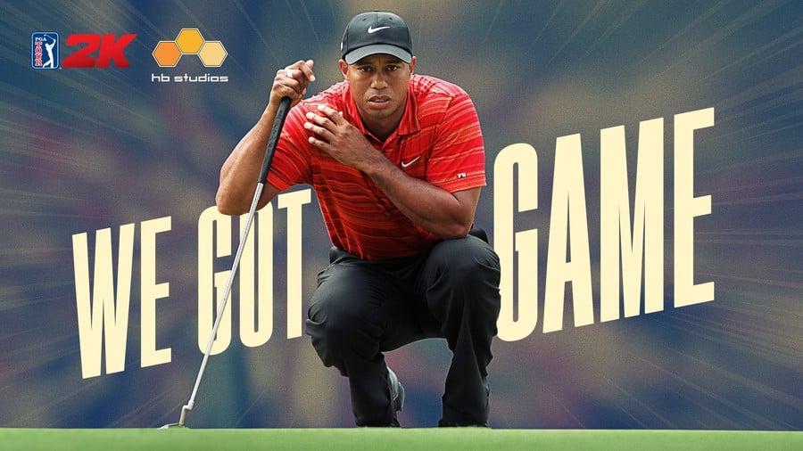 2K Acquires HB Studios, Tiger Woods Returns To The PGA Tour Games