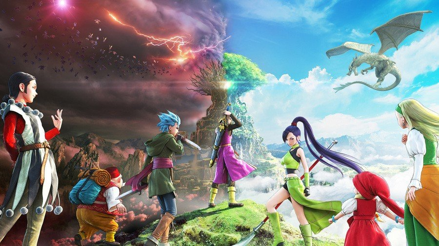 Feature: Why You Should Check Out Dragon Quest XI S With Xbox Game Pass