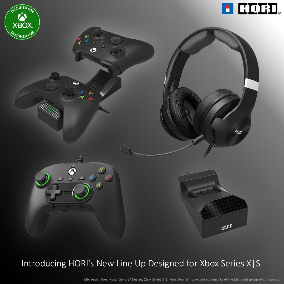 Hori Unveils Range Of Xbox Series X Controllers Accessories Xbox News