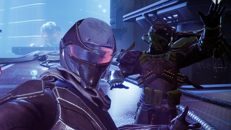 Random: Destiny 2 Player Matches Up With Xbox Head Phil Spencer