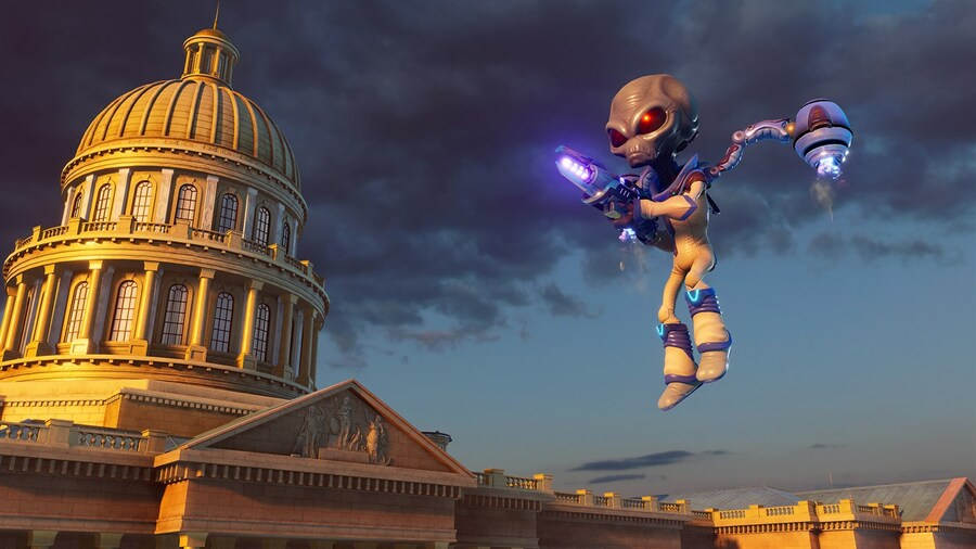 UK Charts: Destroy All Humans Probes Its Way Into The Top Ten