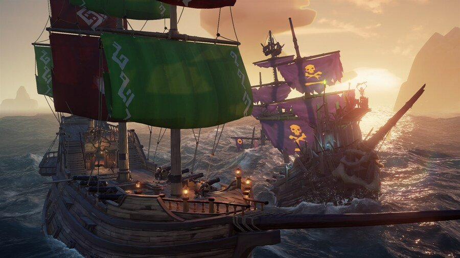 Sea Of Thieves Is Introducing Seasons With Battle Passes Next Year