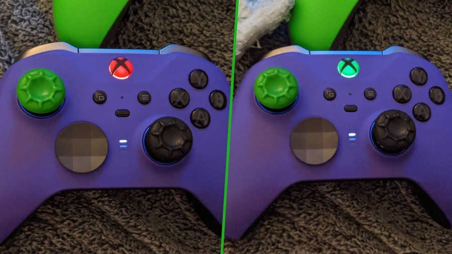 Xbox Elite Series 2 Controllers Owners Have Discovered A Hidden RGB Feature