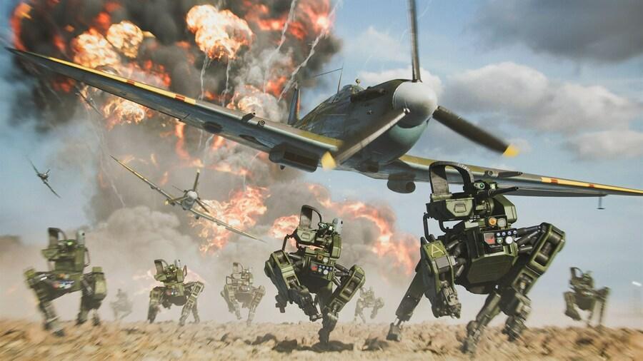 Industry Insider Shares Battlefield 2042's Alleged Beta Dates