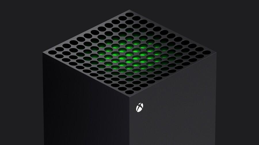 Xbox Series X: Inside
