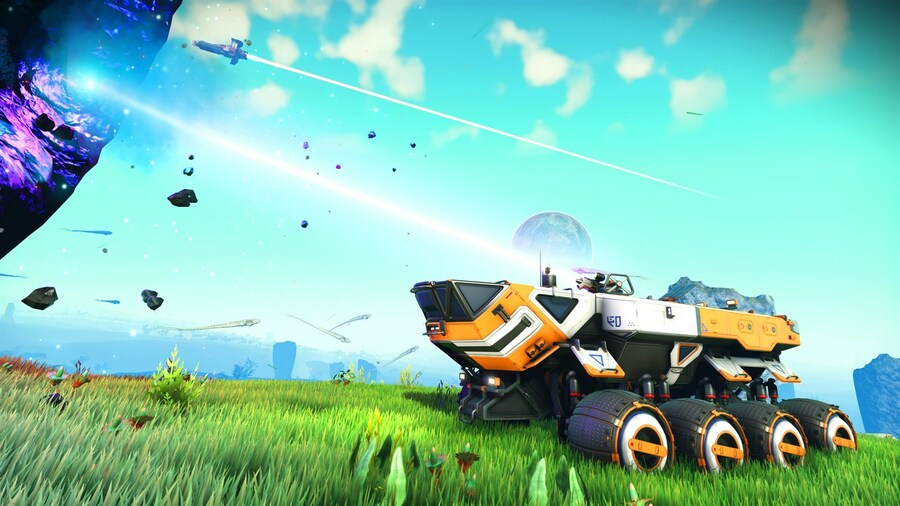 No Man's Sky Beta Now Available For Xbox Insiders