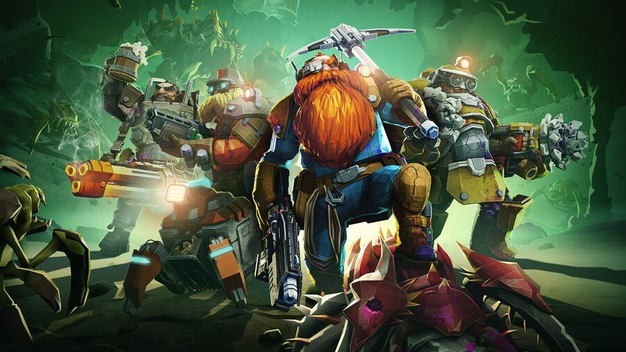 Soapbox: Deep Rock Galactic Is One Of Xbox's Most Hidden Gems, And It's In Game Pass