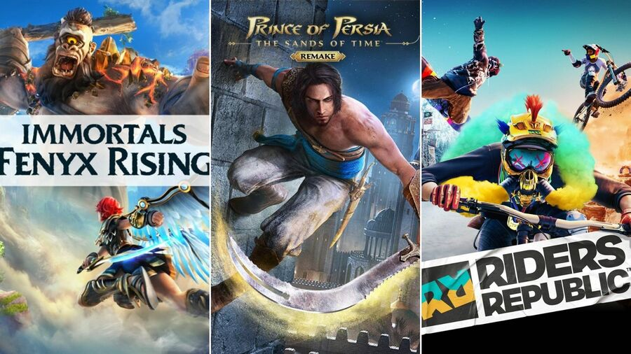 Pick One: Which Of These Newly Announced Ubisoft Games Are You Most Excited For?