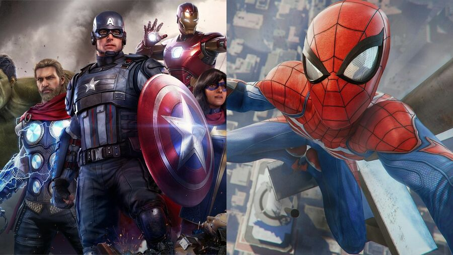 Marvel's Avengers Leak Suggests Spiderman Will Be Exclusive To PS4