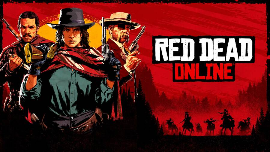 You Can Pick Up Red Dead Online For Just $4.99 This December