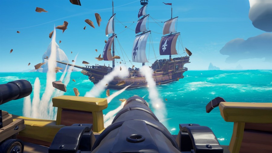 Sea Of Thieves Will Benefit From Xbox Series X Enhancements