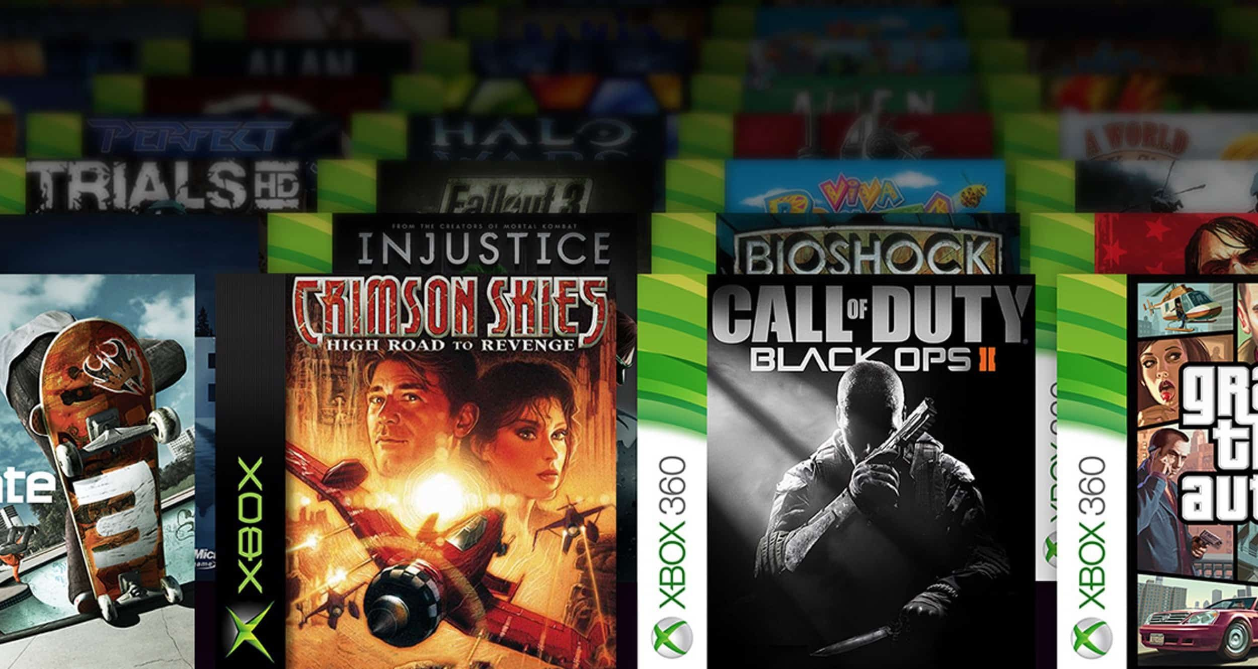 Talking Point What Games Do You Want Added To Xbox Backwards Compatibility Xbox News