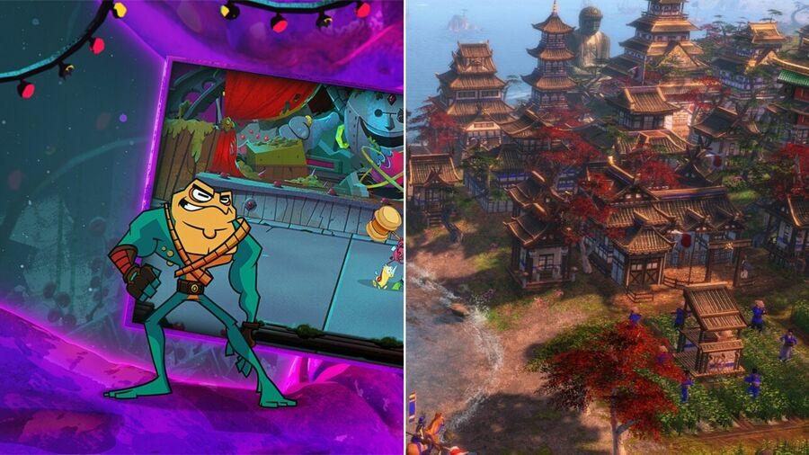 Battletoads, Age of Empires III: Definitive Edition Rated In Australia